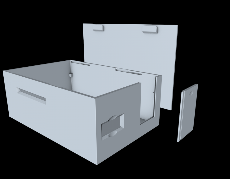 Impresión 3D Case
