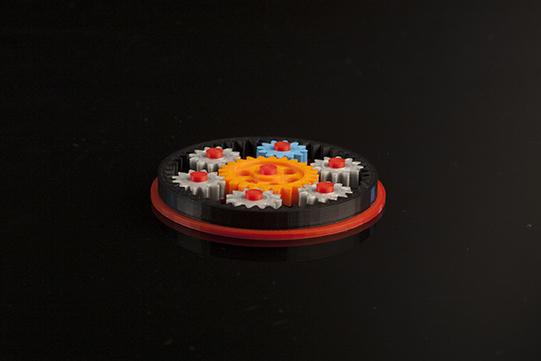 Proyecto Impresión 3D Engranaje Funcional