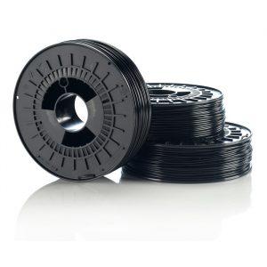 ABS Negro Filamento Impresión 3D