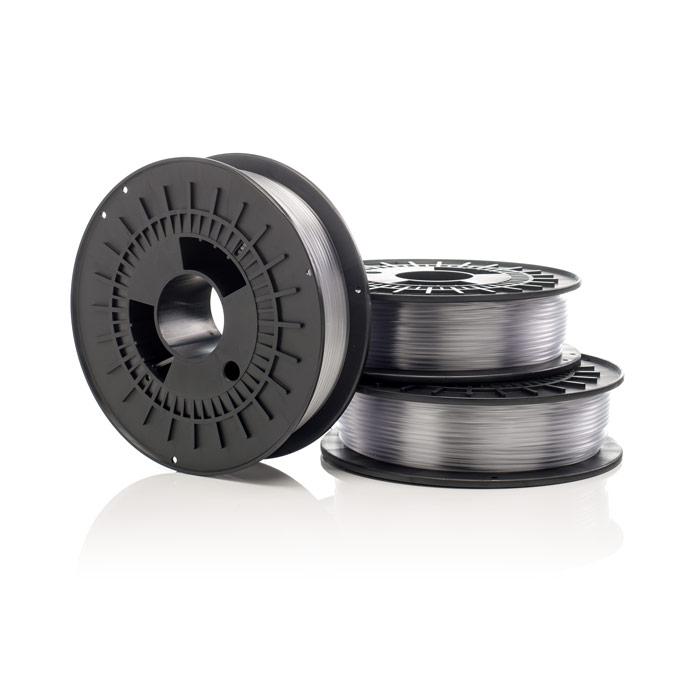 Filamento Impresión 3D CPE Transparente