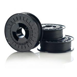 Filamento Impresión 3D PLA Flexible Negro