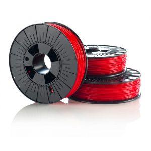 Filamento Impresión 3D PLA Rojo