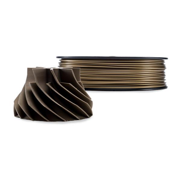 Filamento Impresion 3d ABS Oro Perlado DGtalic