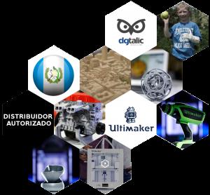 Impresión 3D Guatemala