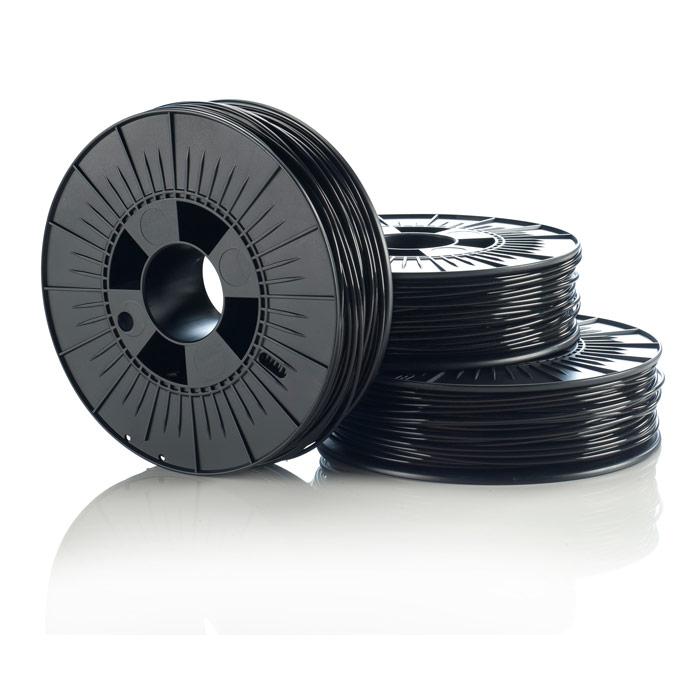 Filamento Impresión 3D PLA Negro
