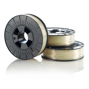 Filamento Impresión 3D PLA- Tansparente