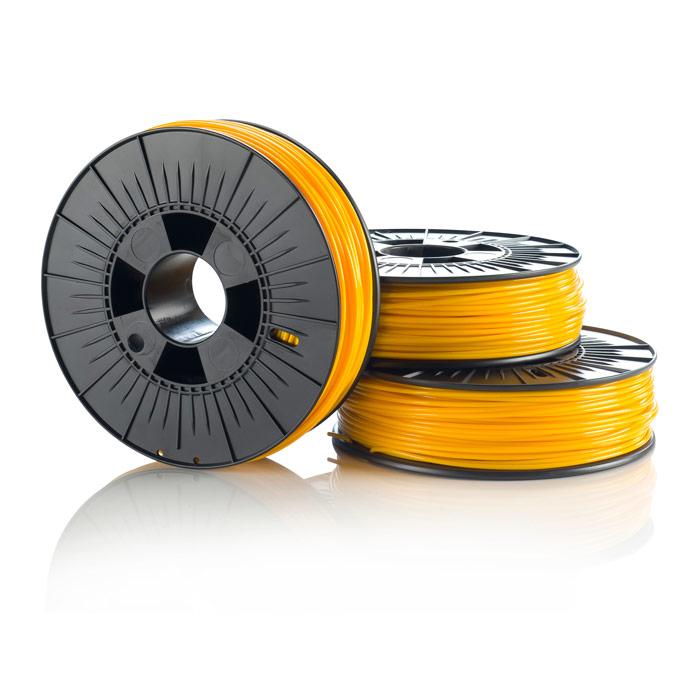 Filamento Impresión 3D PLA Amarillo