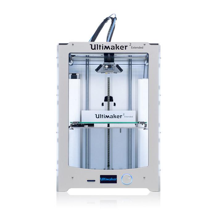 DGtalic Ultimaker 2 Extended Impresora 3D 2