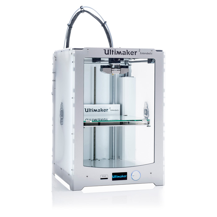 DGtalic Impresion Costa Rica Ultimaker 2 Extended +