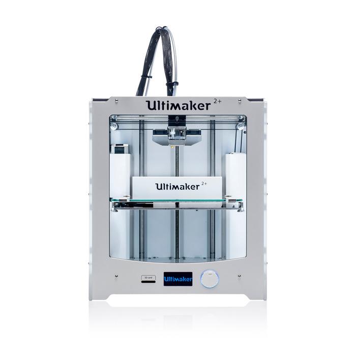 DGtalic Impresion 3D Ultimaker 2 + 3