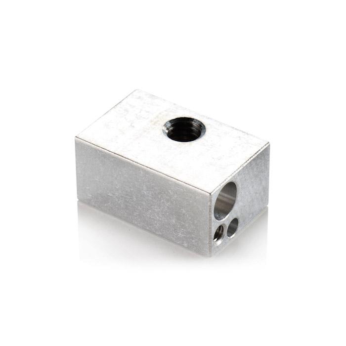 Bloque Calentador de Aluminio Impresión 3d