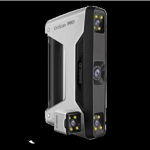 3D EinScan Pro Escaner