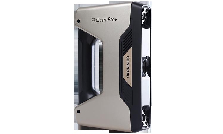 3D EinScan Pro+ Escaner Costa Rica