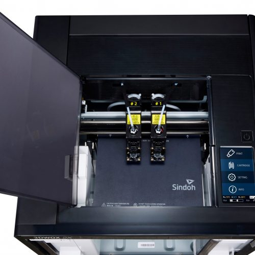 Impresoras 3D - 3DWOX 2X Sindoh Dual Extruder