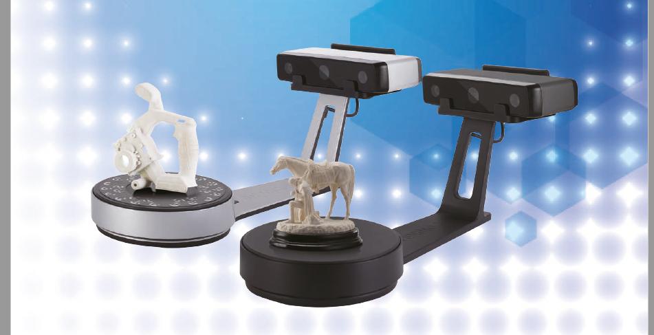 Escaners 3D - EINSCAN SHINING 3D