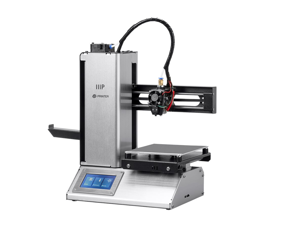 MP Select Mini Pro Impresora 3D, maquina impresora 3d monoprice