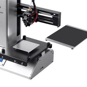 MP Select Mini Pro Impresora 3D, Impresora 3D monoprice