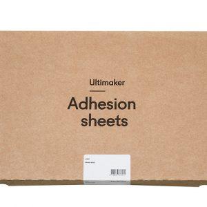 Ultimaker 2+, Ultimaker 3, adhesion sheets, printing mat