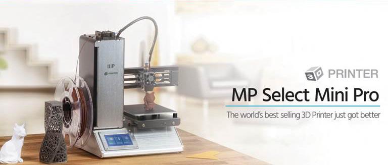 Impresora 3D Monoprice Select Mini Pro, Select Mini, impresoras 3d Monoprice, 3d printers, monoprice 3d printers
