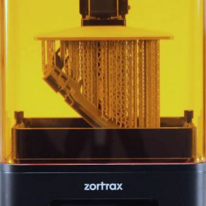 Zortrax Inkspire, inkspire, zortrax, uv lcv, resin printer, impresora de resina