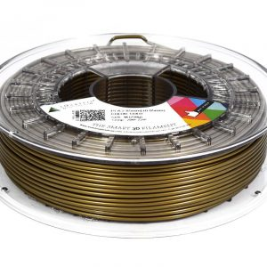 PLA 2.85 GOLD M 300x300 - PLA - Filamento Smartfil 750gr. - 2.85mm - Gold