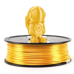 Silky Gold MH Build Series PLA 300x300 - PLA - Silky Gold MH Build Series 1Kg - 2.85mm