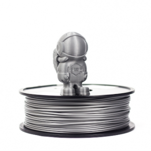 Silver MH Build Series PLA 300x300 - PLA - Silver MH Build Series 1Kg - 2.85mm