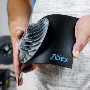 Flexible 01 300x300 - Ziflex - Superficie para Impresion 3D Flexible y Magnetica - 257 x 212mm