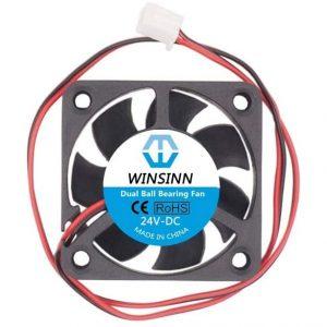 WINSINN 40mm24v DualBrushless4010 300x300 - Abanico - 4010 24V - Dual Ball Bearing Brushless