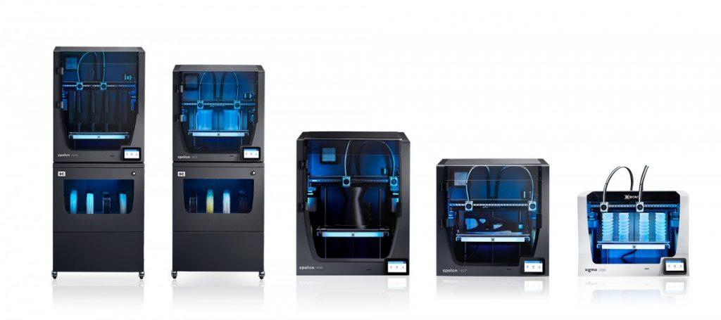 BCN3D Banner Portfolio 3D printers 2020 v1 white 1024x455 - BCN3D entra en una nueva era y presenta nuevas y potentes impresoras 3D de sus generaciones Epsilon y Sigma