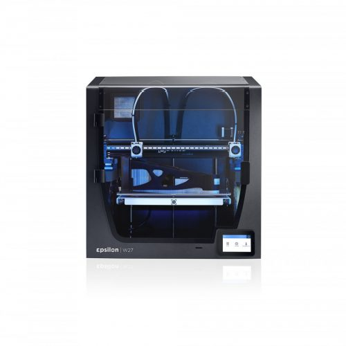 BCN3D Epsilon Series professional 3D Printer W27 IDEX workbench C White web 500x500 - BCN3D Epsilon W27