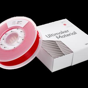 Tough PLA red 4 300x300 - Ultimaker Tough PLA - Rojo