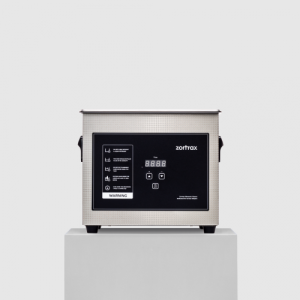 ultrasonic cleaner gray bg 500x500 1 300x300 - Zortrax - Ultrasonic Cleanser