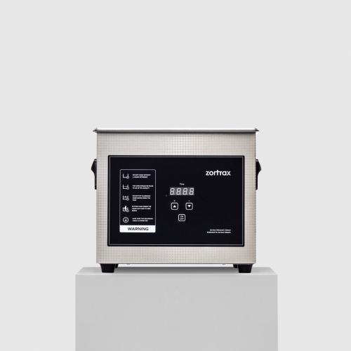 ultrasonic cleaner gray bg 500x500 1 - Zortrax - Ultrasonic Cleanser