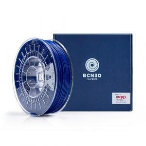 BCN3D Filaments PLA 3D printing filament Dark Blue MCPP 300x300 - BCN3D - PLA Azul Oscuro 750g - 2.85mm